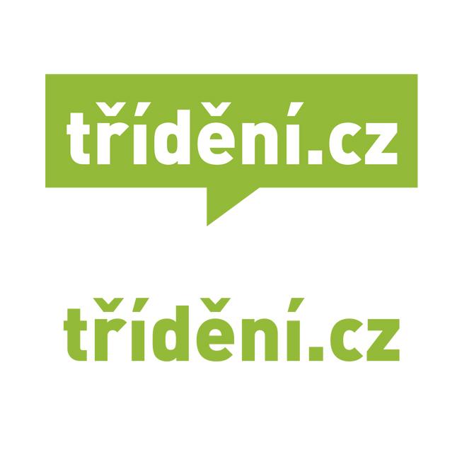 grafický návrh trideni.cz & ilustrovaní kontíci