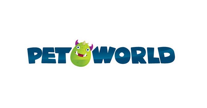 grafický návrh loga pet world