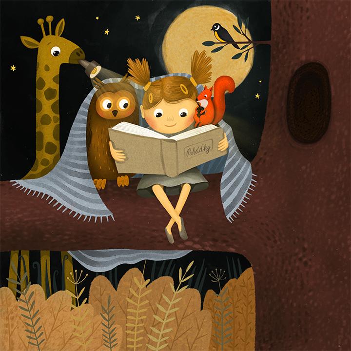 detska ilustrace