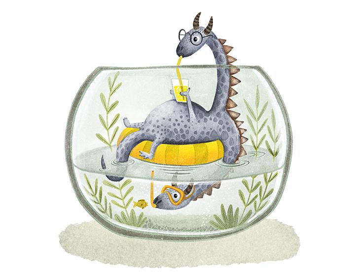Dětská ilustrace